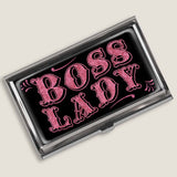 Boss Lady - Business Card Holder