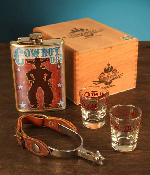 Cowboy Saloon - Vintage Assortment