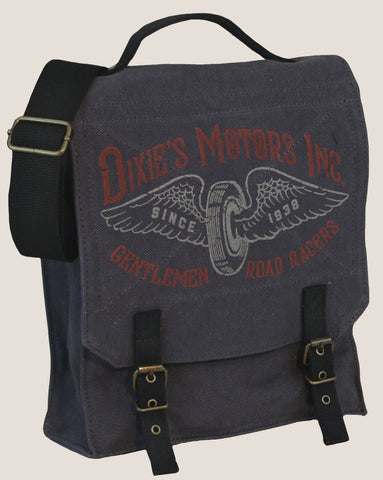Vintage Field Bag - Dixie's Motors