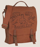 Vintage Field Bag - Hells Bells Boxing Club