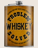 Problem, Whiskey, Solved - Flask