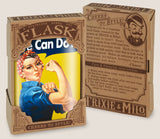 We Can Do It! - Flask (Rosie the Riveter)