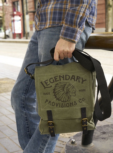Vintage Field Bag - Legendary Provisions