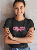 GIRL GANG knuckle tattoo by LCKY JACK - Unisex T shirt, sassy shirt, cute tee, tattoo style tee, feminist leader tee