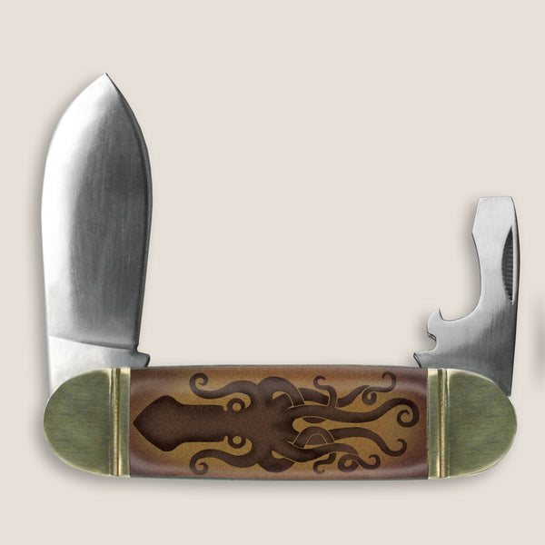 The Kraken  - Mack the Knife - Pocket Knife