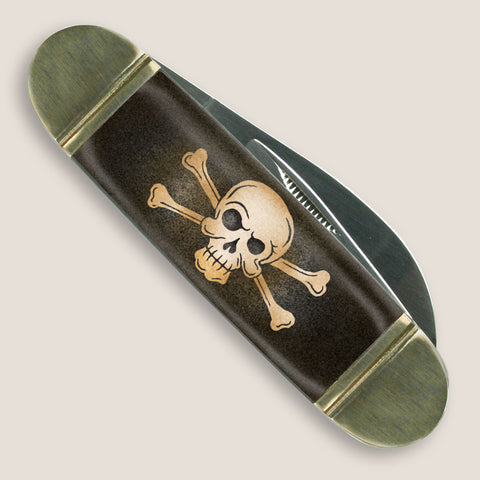 Skull & Bones  - Mack the Knife - Pocket Knife