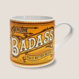 Genuine BADASS - Ceramic Mug