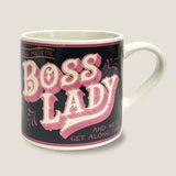 Boss Lady - Coffee Mug