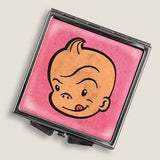 Happy Baby - Square Mirror Compact