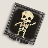 Baby Skeleton - Square Mirror Compact
