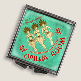 Opium Room - Square Mirror Compact