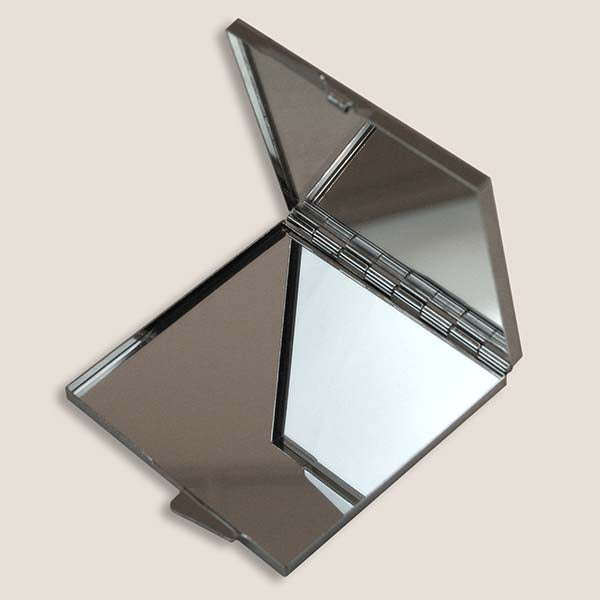 Scarlet Woman - Square Mirror Compact