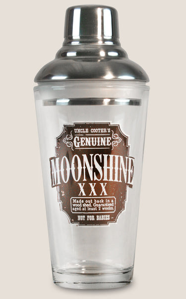 Moonshine - Cocktail Shaker