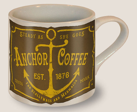 Anchor Coffee - Mug