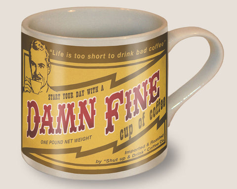 Damn Fine Cup of Coffee - Mug