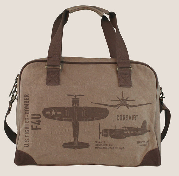 WWII Pilot's Bag - Corsair (MARINES) Pilot's Bag