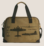 WWII Pilot's Bag - Flying Fortress Bomber