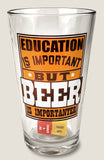 Education Beer