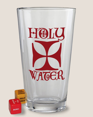 Holy Water - Pint Glass
