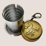 Drink Me - Portable Shot Glass