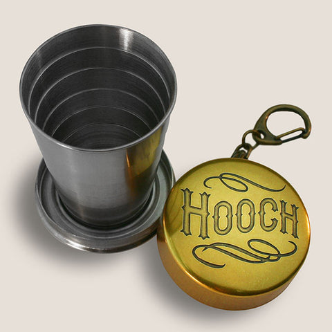 Hooch! - Portable Shot Glass