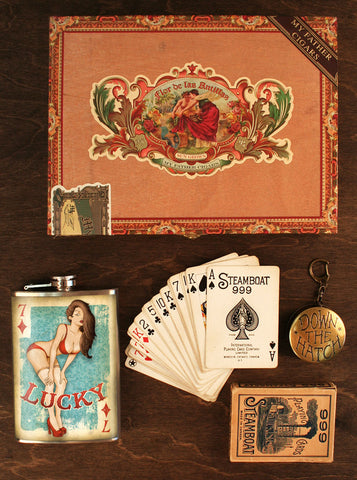 Riverboat Gambler - Vintage Assortment