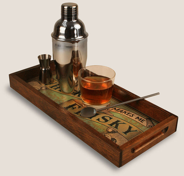 Whiskey Makes Me Frisky - Sampler Tray