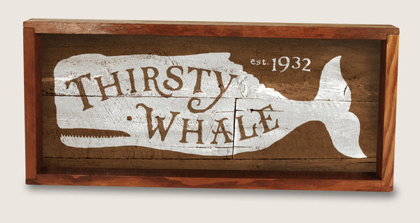 Thirsty as a Whale - Sampler Tray