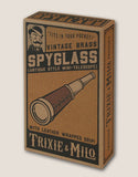 Spyglass - Brass & Leather