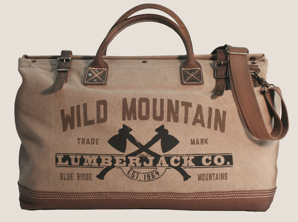 Overnighter Tool Bag - Lumberjack