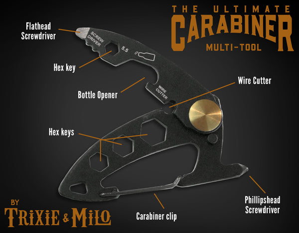 The Ultimate Carabiner