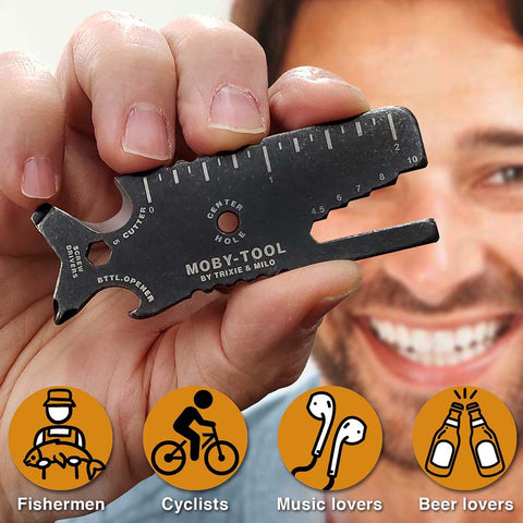 "Moby Multi-Tool ""12-in-1 tool"""