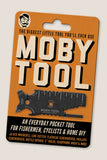 The Moby Multi tool, by Trixie & Milo. The coolest menÕs gift, fisherman's gift, bottle opener tool.