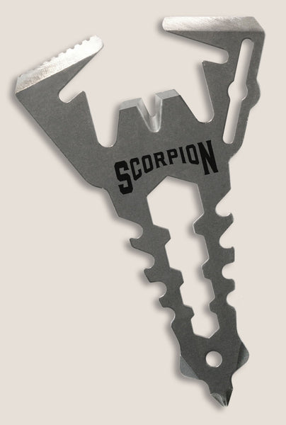 "The Scorpion Multi-Tool ""12-in-1 tool"""