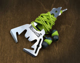 The Scorpion Multi tool, by Trixie & Milo. The Ultimate Badass MenÕs Gift.