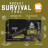 Pocket Survival Tool