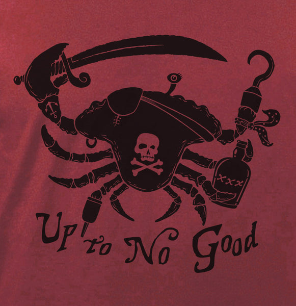 """Up to No Good"" - LCKY JACK - T Shirt (unisex)"