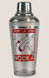 La Vida Vodka - Cocktail Shaker