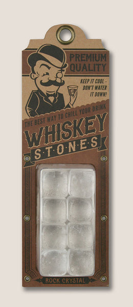 Rock Crystal - Whiskey Stones