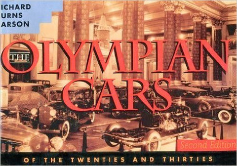 The Olympian Cars: 2nd Edition(Autographed)