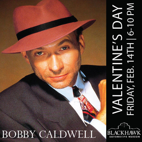 Bobby Caldwell - Valentine's Day Concert
