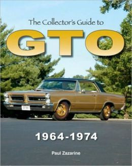 Collector's Guide to GTO