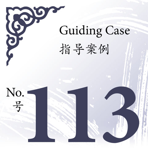 Guiding Case No. 113