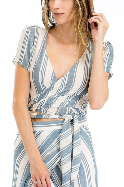 flynn skye striped set