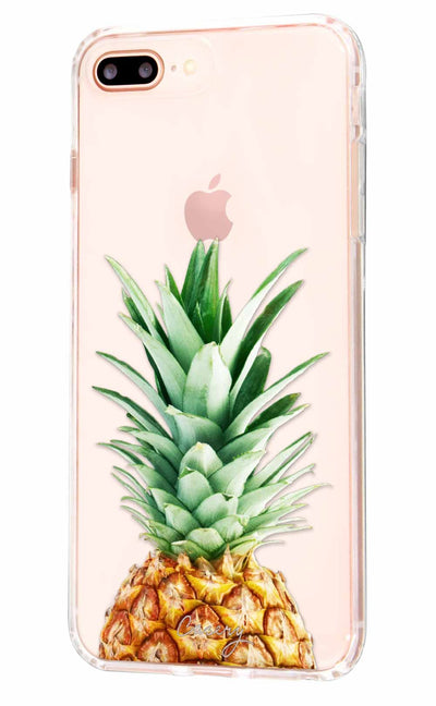 bikini junkie casery pineapple top iphone case