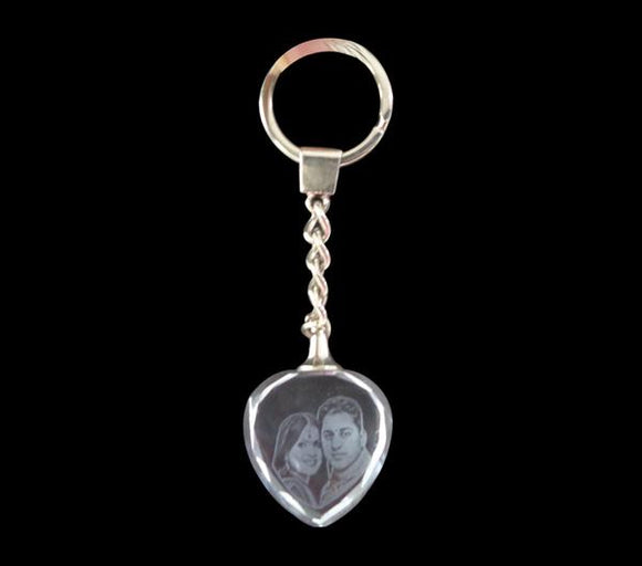 Heart Shape Keychain