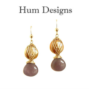 Hum Designs Holiday Drops Earrings