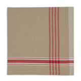 Cloth Table Napkin in Joyeux Noel Plaid