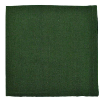 Cloth Table Napkin in Loden Green