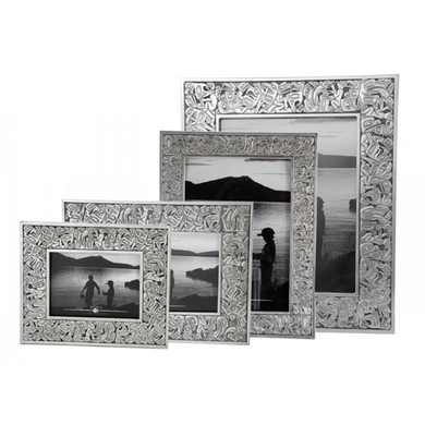 Native Panel Fine Pewter Picture Frames - Image 1